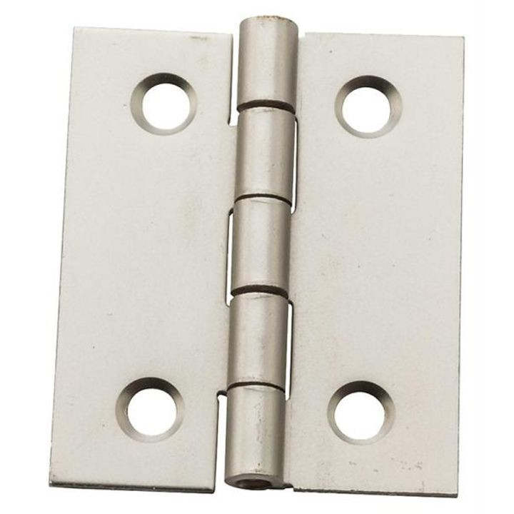 1 1/2 Inches Stain Nickel Board Hinge