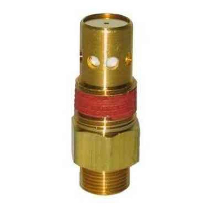 "Powermate 1/2""X 1/2"" Check Valve with Bleeder"