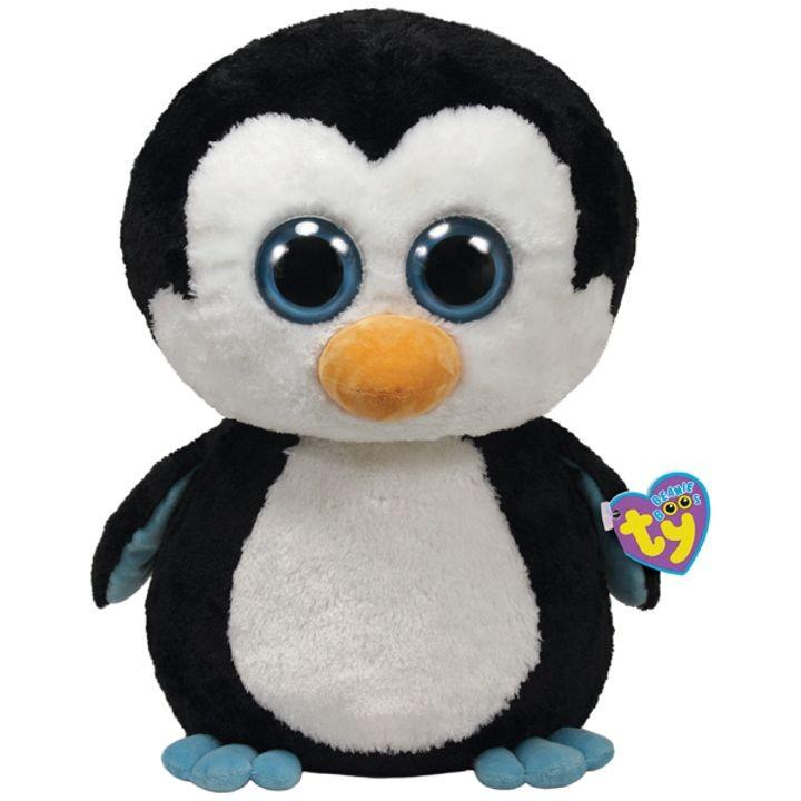 Beanie Boos Waddles Penguin Large Plush Toy Theisen S Home Auto