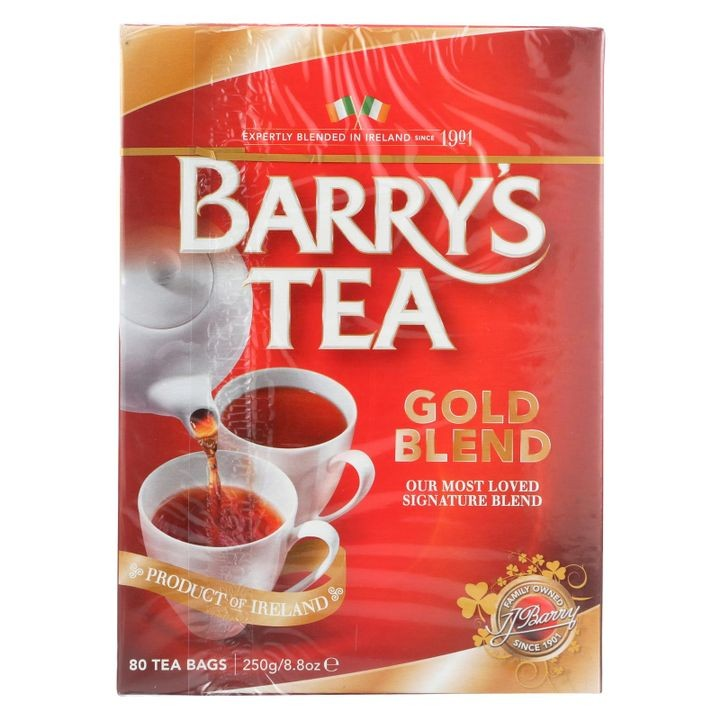 - Irish Tea - Gold Blend - Case Of 6 - 80 Bags
