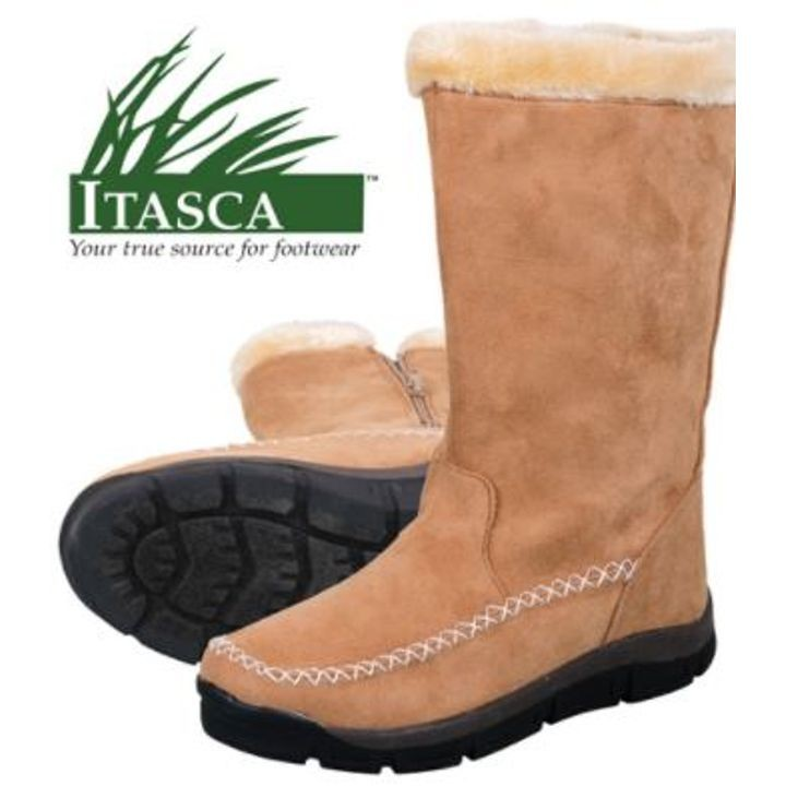Women S Sand 11 Inch Micro Suede Winter Boots
