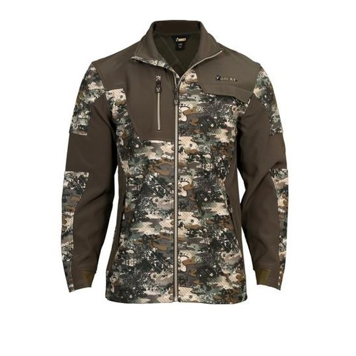 Men's Venator Camo 2-Layer Jacket