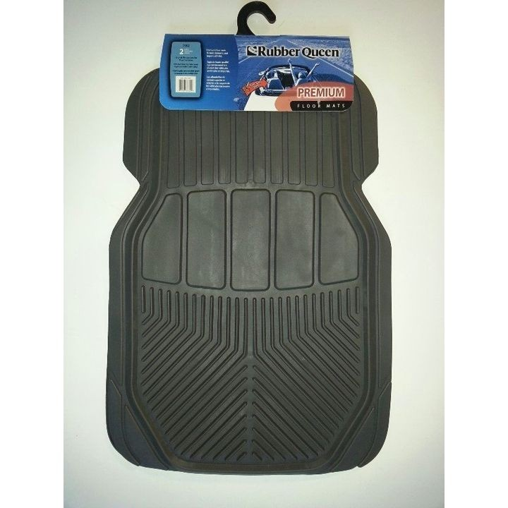 Carpet Floor Mat With Insert