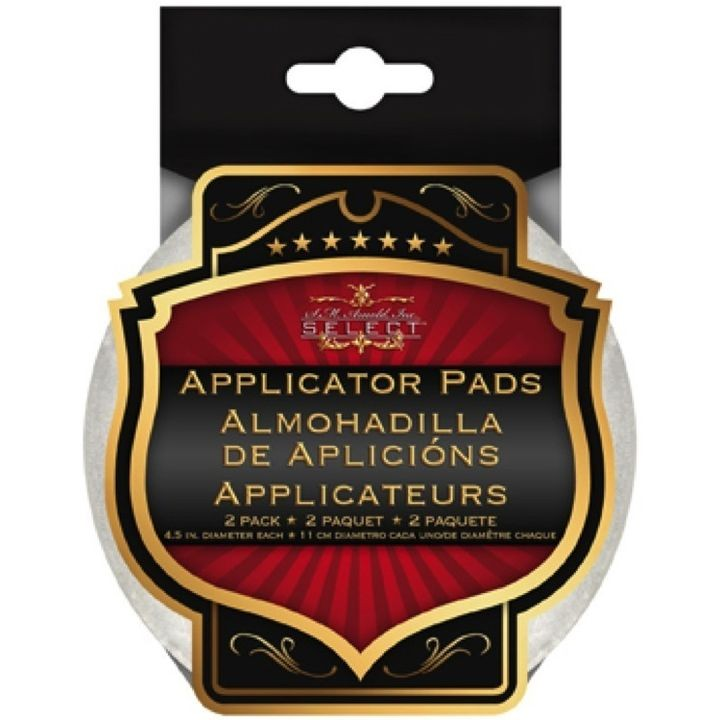 Wax Sponge Applicator 2 Pack