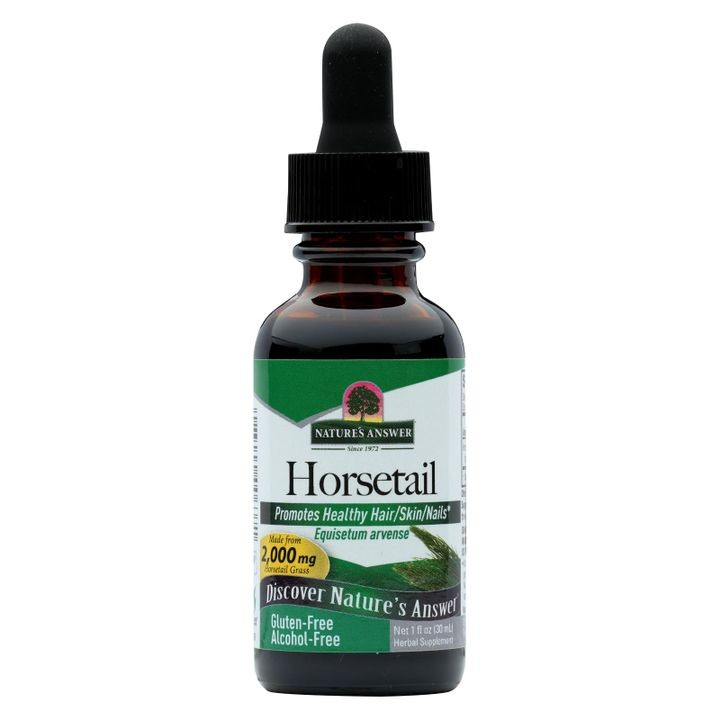 - Horsetail Herb Alcohol Free - 1 Fl Oz