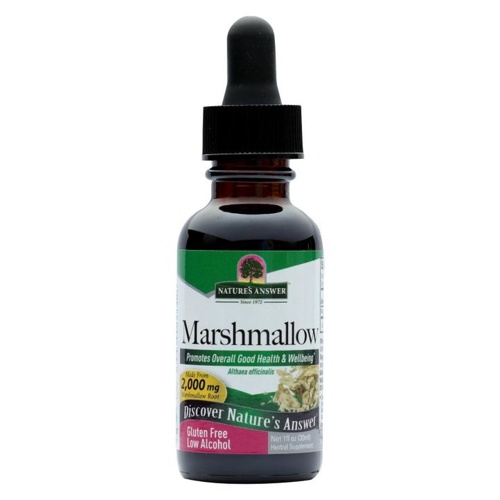 - Marshmallow Root - 1 Fl Oz