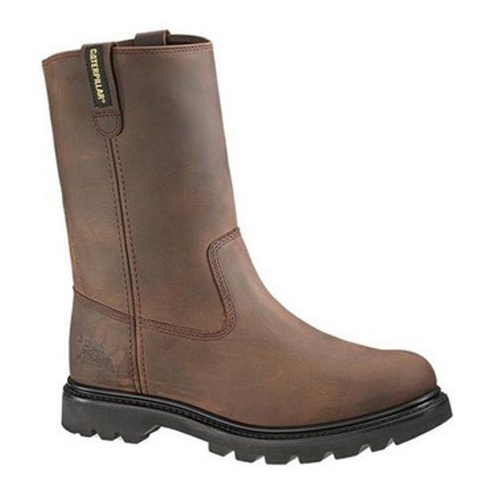 Men's Wellington Revolver Steel Toe Work Boot