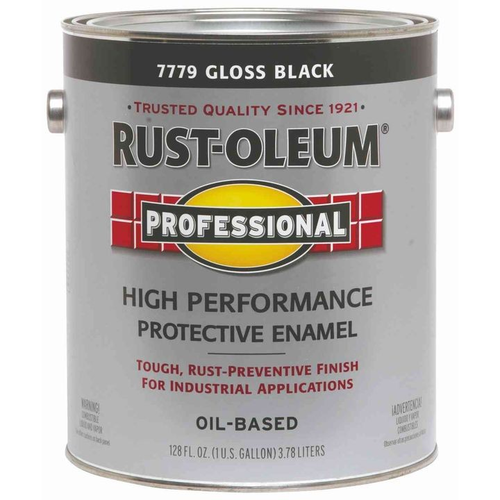 Professional High Performance Protective Enamel With Rust-Preventive Finish