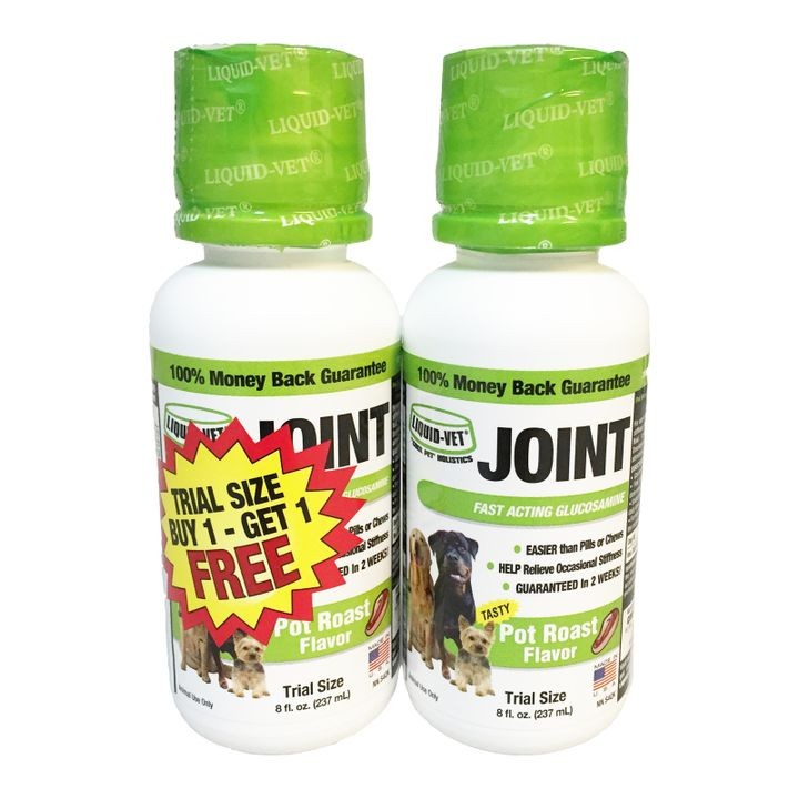 Joint Formula, Pot Roast Flavor, Buy 1 Get 1 Free Trial Size Pack