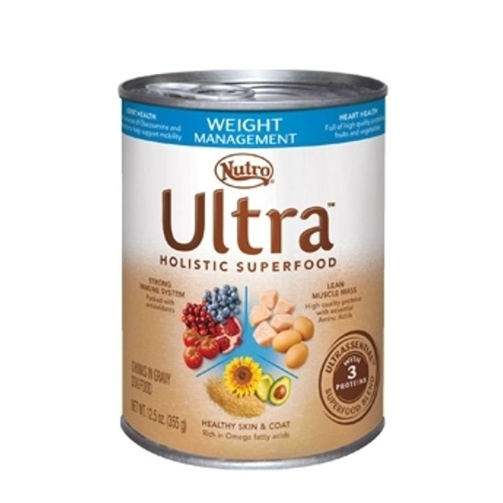 Ultra™ Weight Management Canned Dog Food