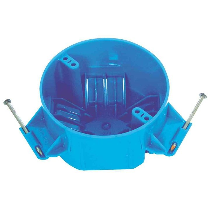SuperBlue™ Ceiling Box With Captive Nails