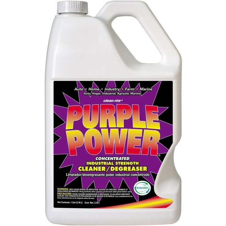 Purple Power Concentrated Industrial Strength Cleaner & Degreaser