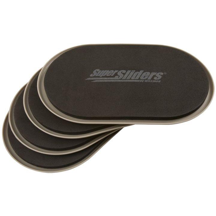 Oval Reusable Heavy Furniture Sliders