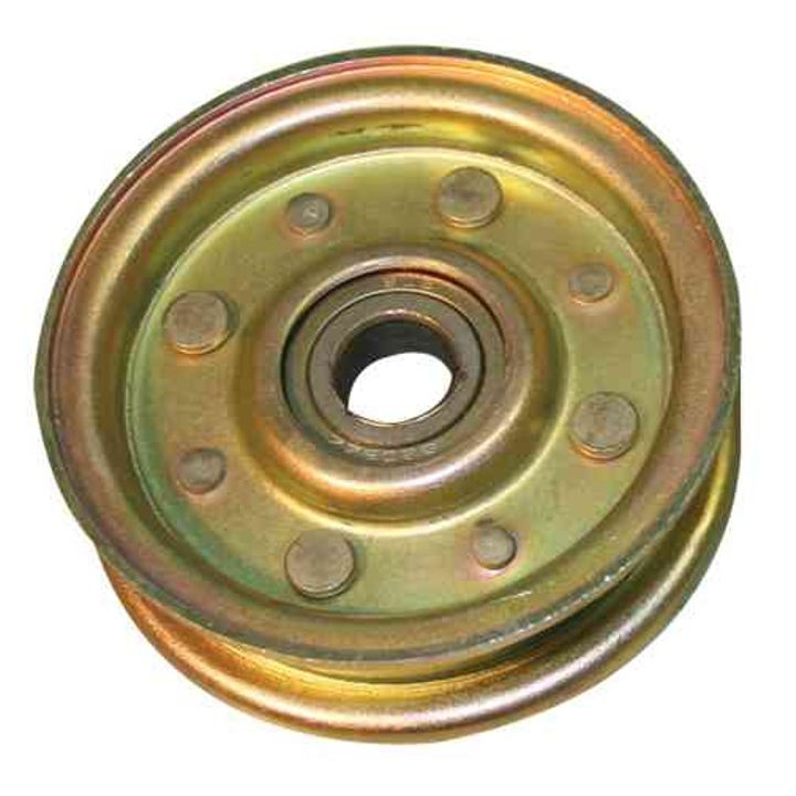 "4"" Flat Type Idler Pulley"