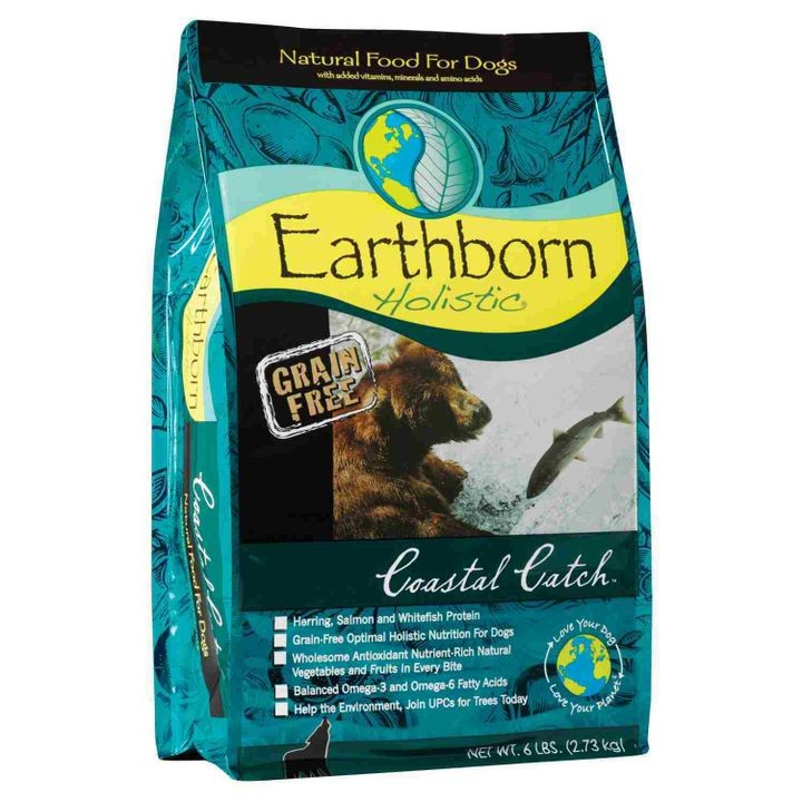 Coastal Catch Dog Food