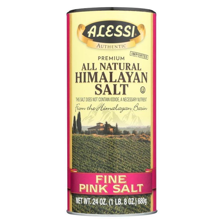 - Himalyn Salt Pink Fine - Case Of 6-24 Oz.