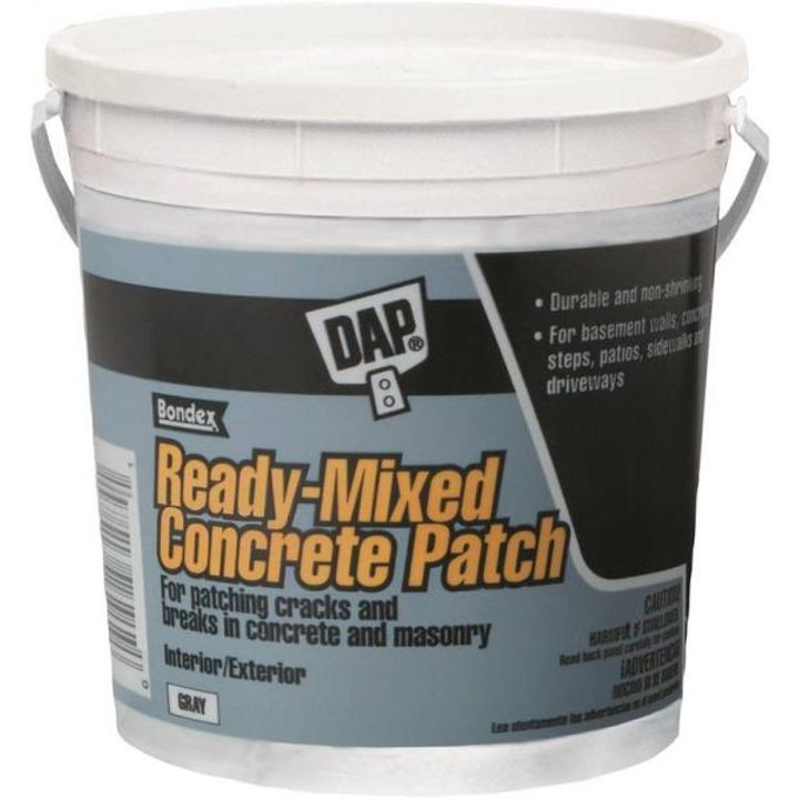 1 Gallon Ready-To-Use Concrete Patch