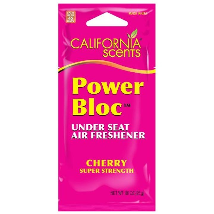 Power Bloc Air Freshener, Cherry