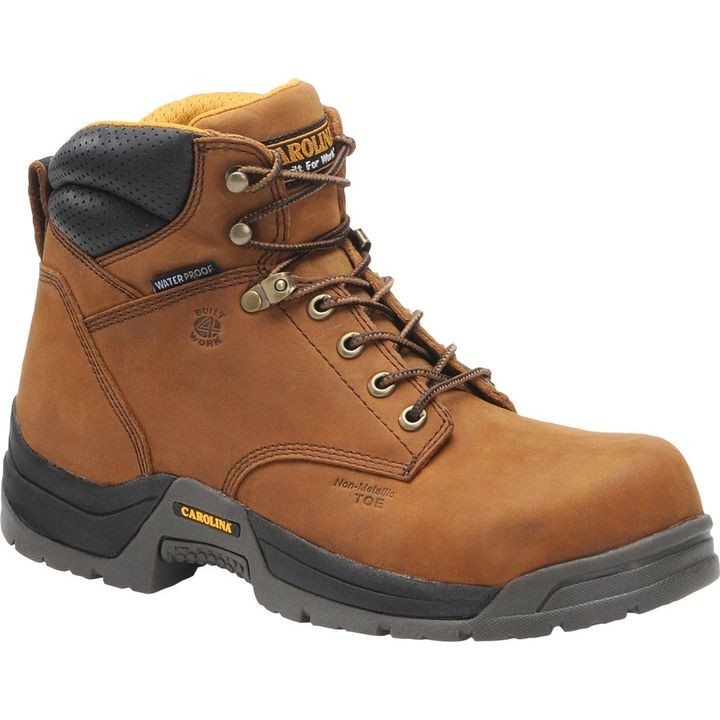 "Men's 6"" Waterproof Broad Composite Toe Work Boot"