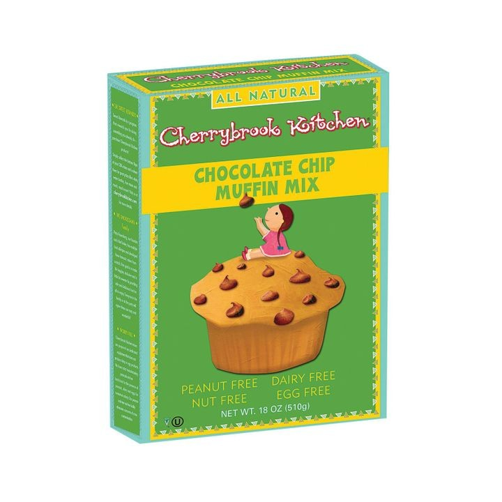 - Chocolate Chip Muffin Mix - Case Of 6 - 18 Oz