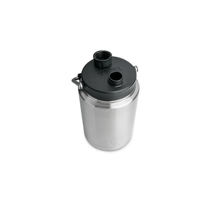 Yeti Vacuum Insulated Stainless Steel Rambler Jug with MagCap 1/2 Gallon