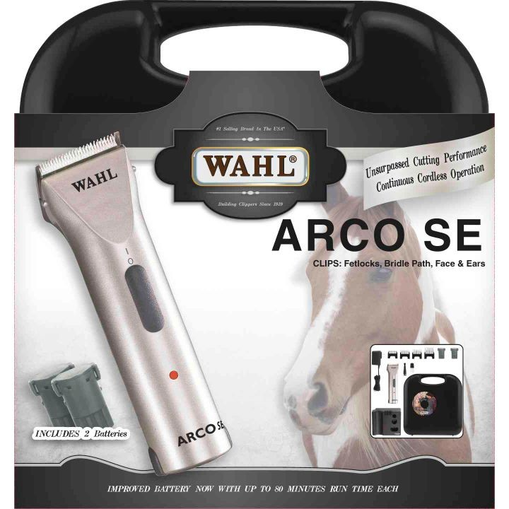 Arco Cordless Clipper Kit