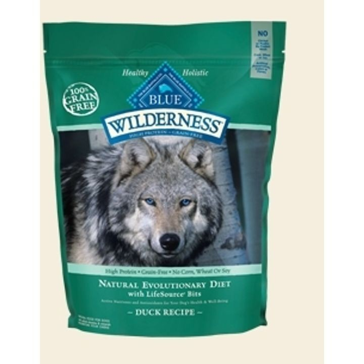 Wilderness Duck Recipe Dry Dog Food For Adult Dogs
