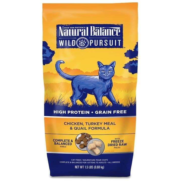 Wild Pursuit Dry Cat Food