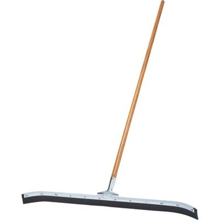 "36"" Curved Floor Squeegee"