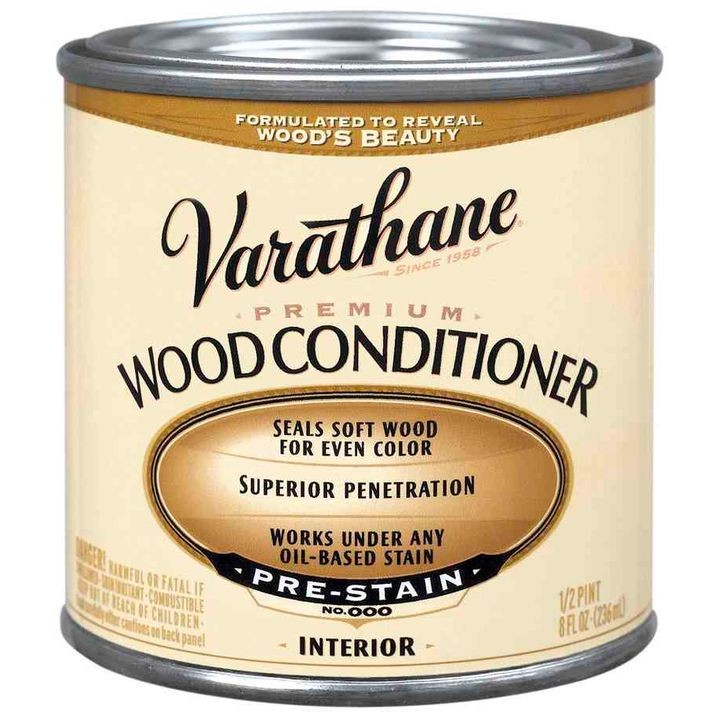 Varathane Pre-Stain Wood Conditioner