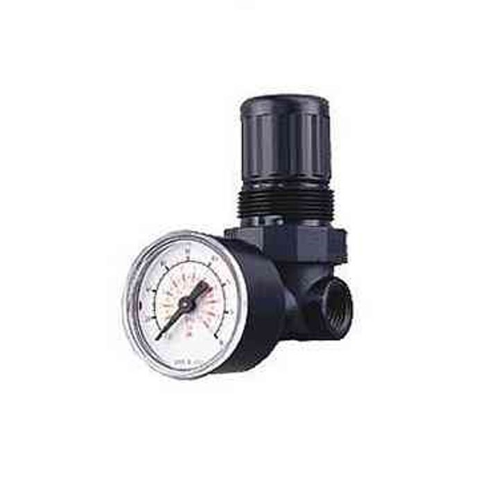 "Powermate Regulator 1/4"" NPT with Gauge"