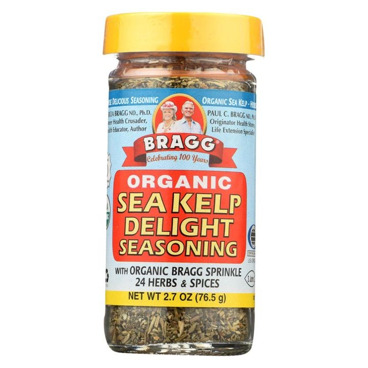 - Seasoning - Organic - Sea Kelp Delight - 2.7 Oz - Case Of 12