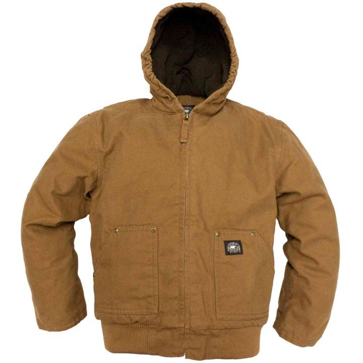 Toddler Boys' Insulated Fleece Lined Jacket