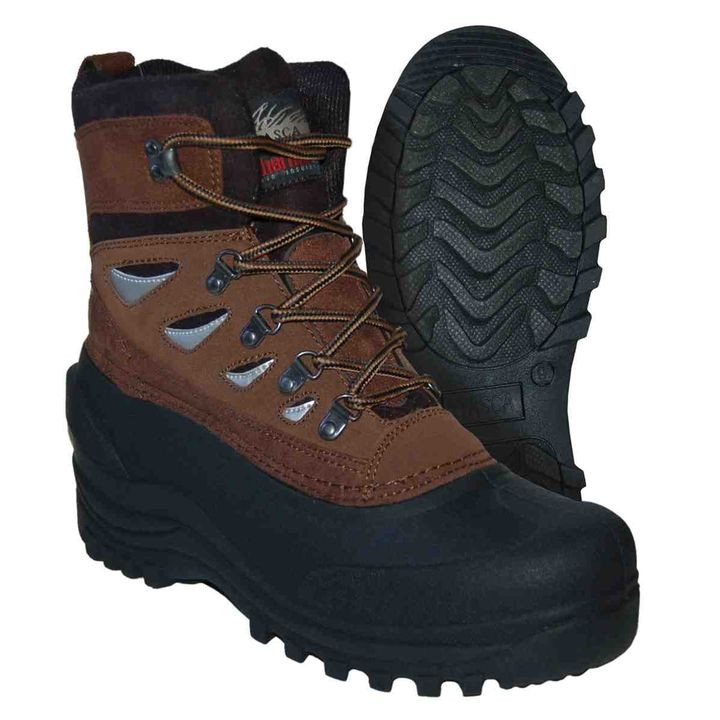 2dc4b49897f3 Men s Insulated Winter Snow Boot