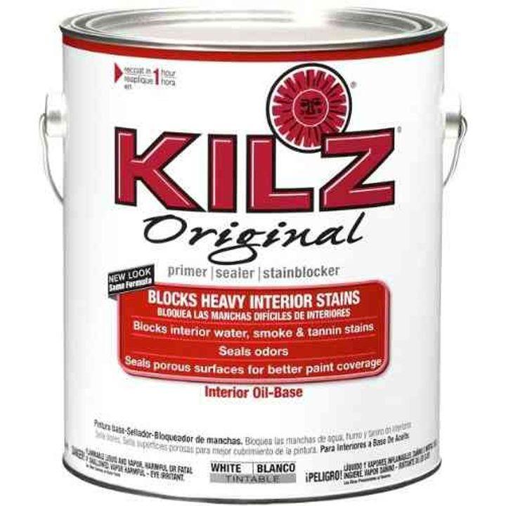 KILZ Primer Sealer Stainblocker