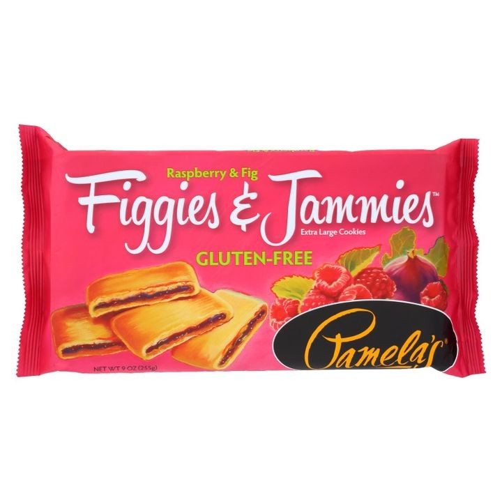 - Figgies And Jammies - Raspberry - Case Of 6 - 9 Oz.