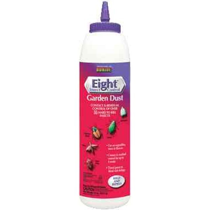 Eight Insect Control Garden Dust