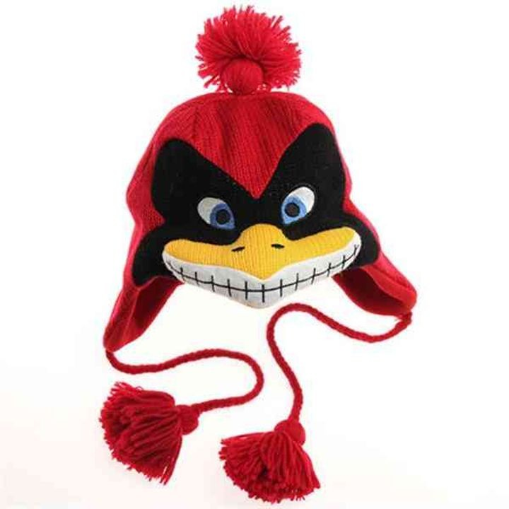 Youth NCAA Iowa State Cyclones Mascot Knit Beanie