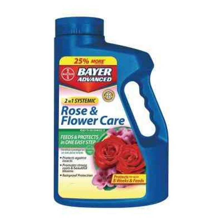 2 In 1 Systemic Rose & Flower Care