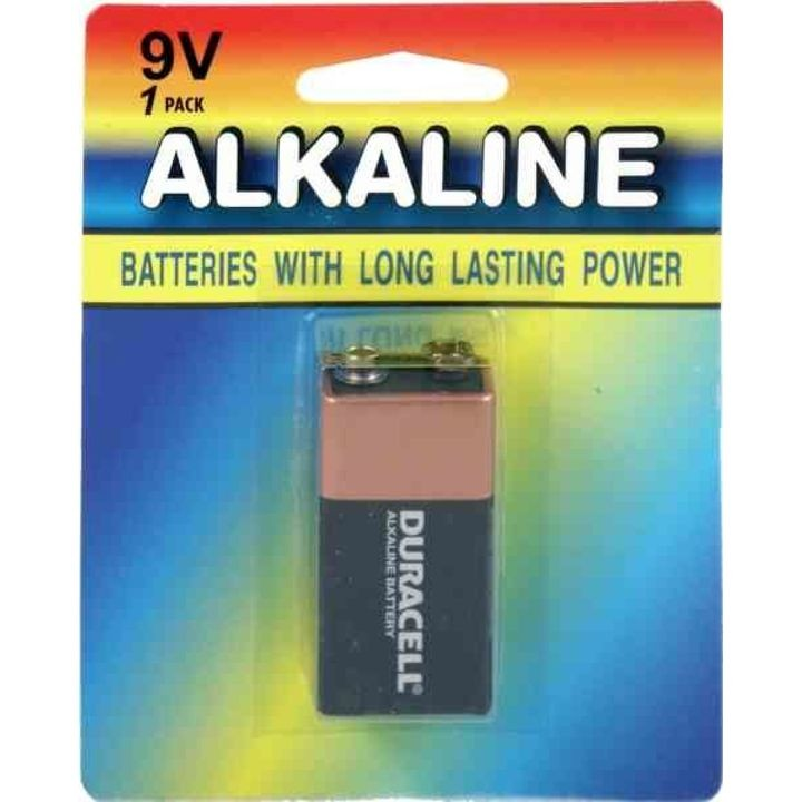 Alkaline Batteries With Duralock