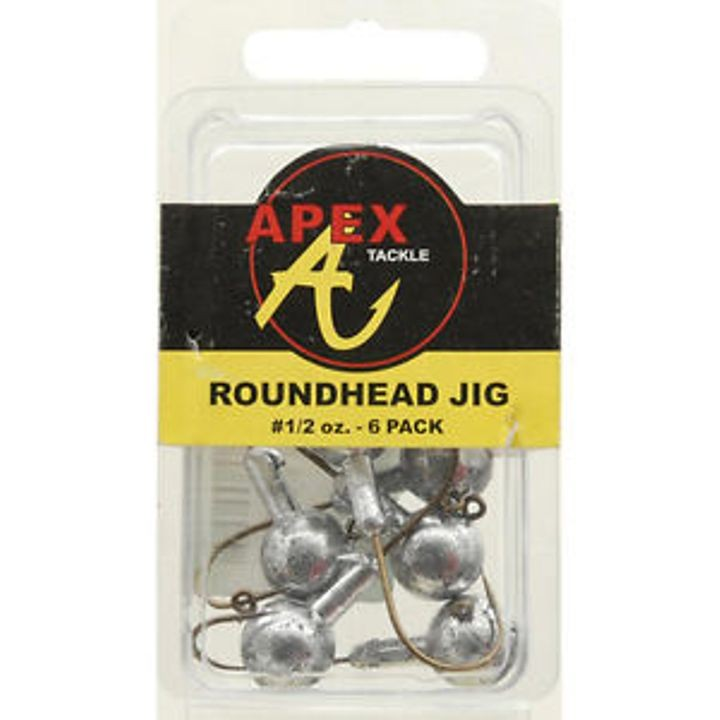 1/2oz Plain Jig Head