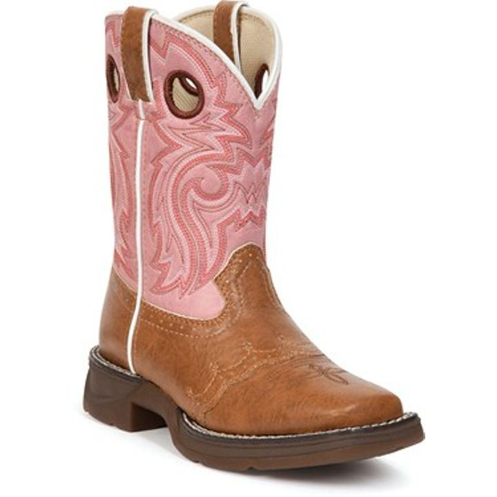 Little Girls' Lil' Flirt Western Cowgirl Boot