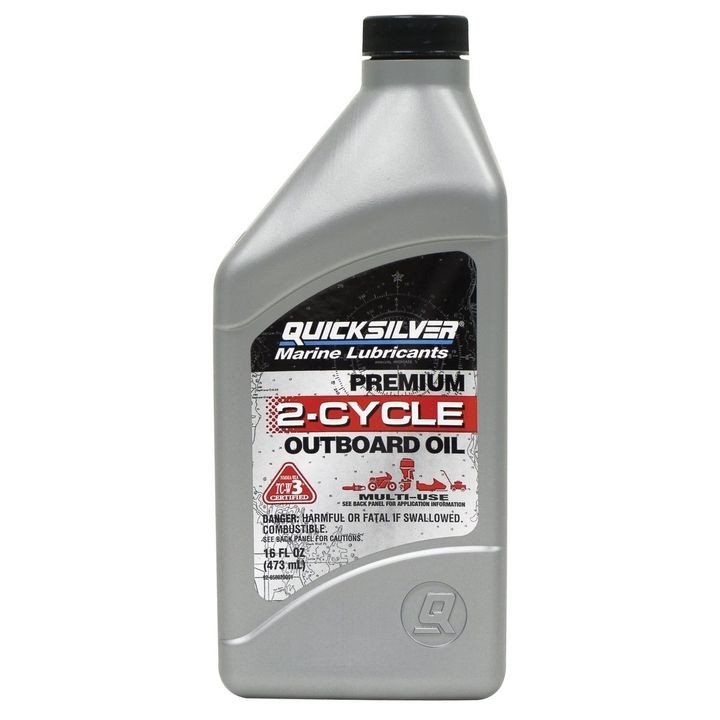 Premium Outboard 2 Cycle Oil