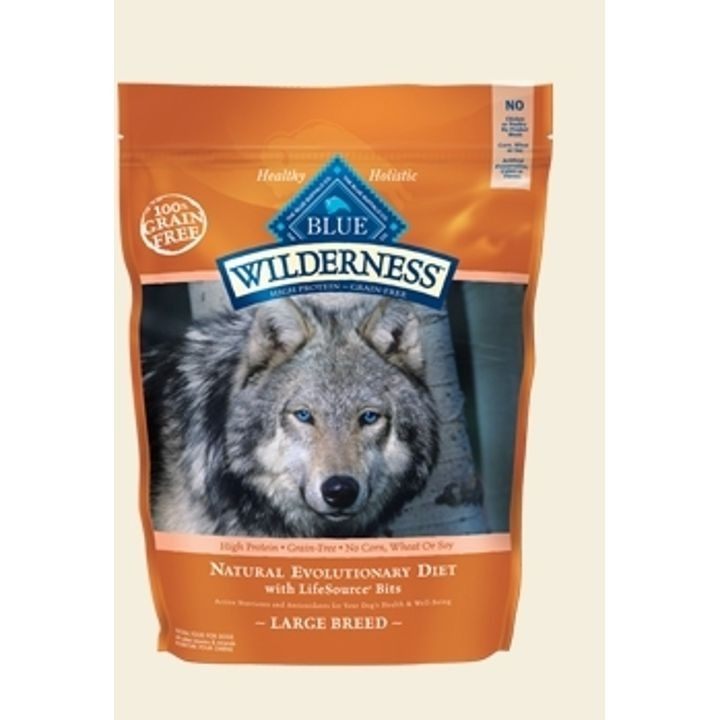 Wilderness Chicken Recipe Dry Dog Food For Large Breed Adult Dogs