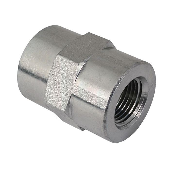 "1/2"" FPT x 3/8"" FPT Hydraulic Adapter"