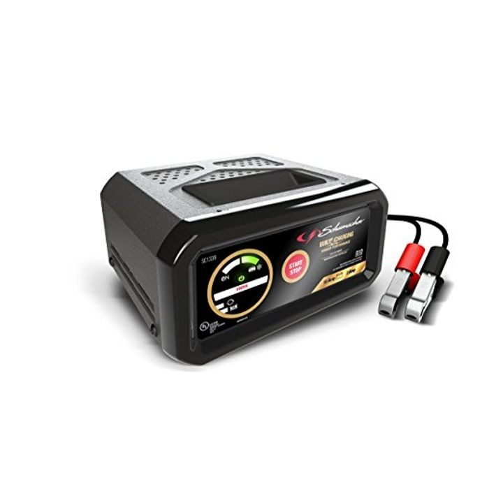 10A 12V Battery Charger