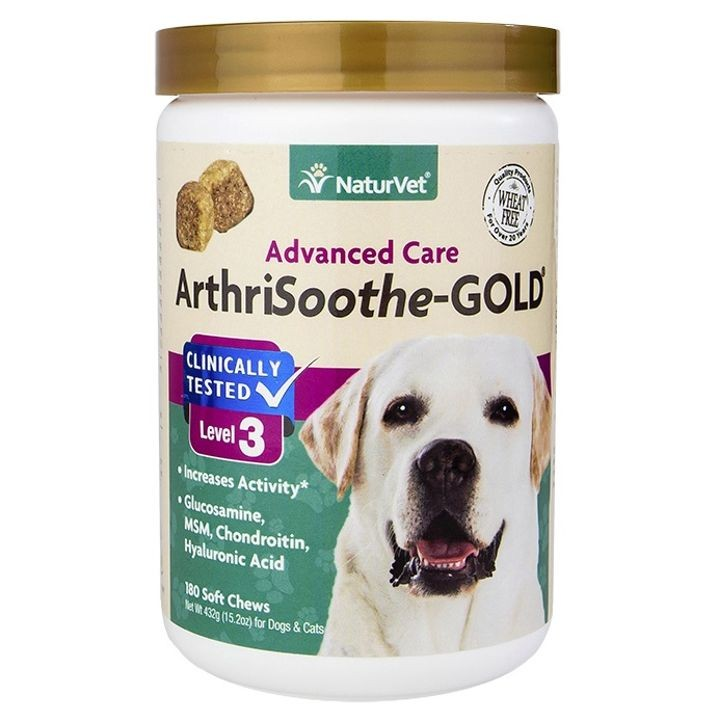 Advanced Care ArthriSoothe-GOLD Level 3 Soft Chews