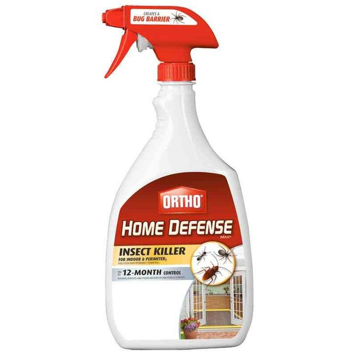 Home Defense Max Indoor & Perimeter Insect Killer RTU Wand