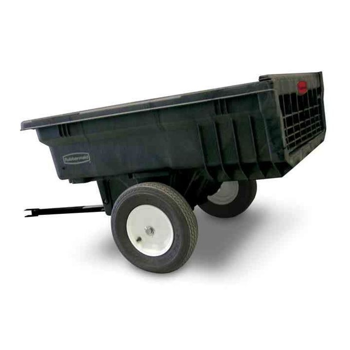 10' Cu. Heavy Duty Tractor Cart