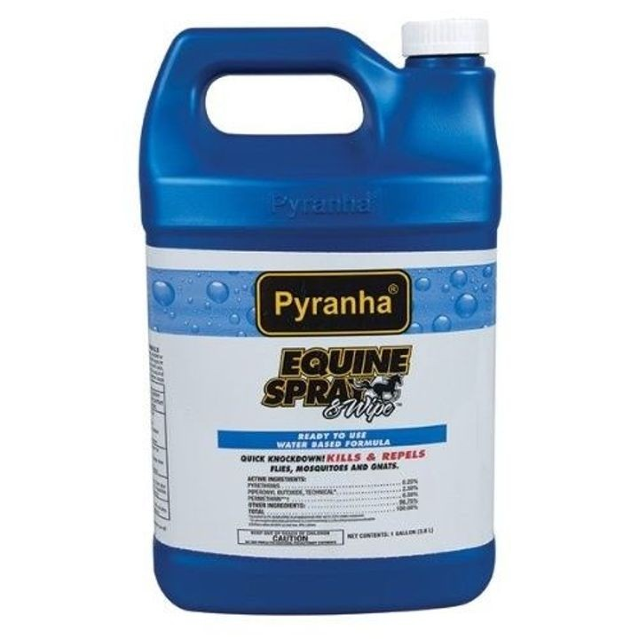 1 Gallon Equine Spray and Wipe